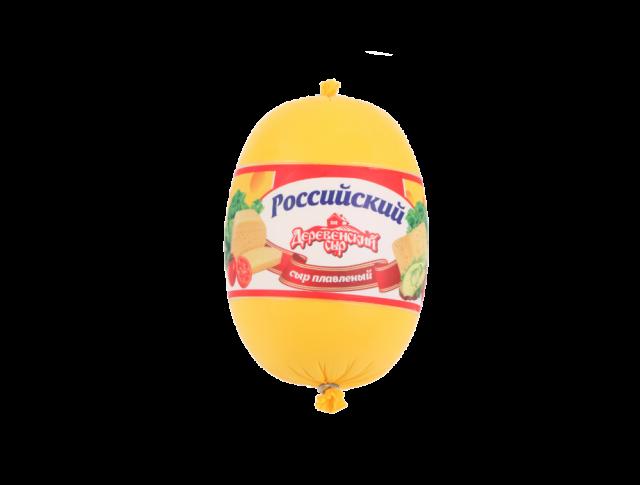 Сыр плавленый «Российский» шар
