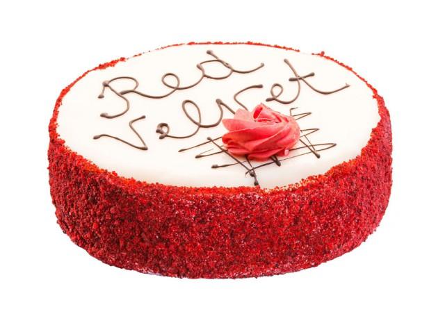 торт Красный бархат Red Velvet